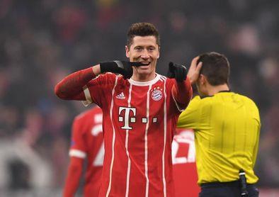 """El Bayern no dejará marchar a Lewandowski, según """"Kicker"""""""