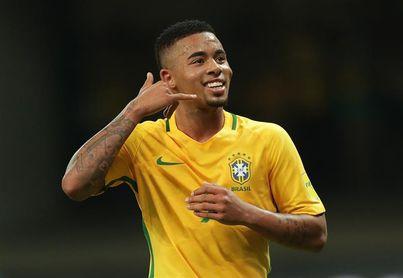 Brasil jugará con Croacia y Austria antes de su debut en el Mundial de Rusia