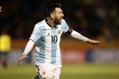 Messi: Imagino poder levantar la Copa del Mundo, es mi sueño de siempre