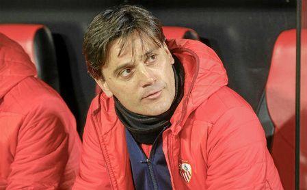 Montella, más derrotas que victorias en LaLiga