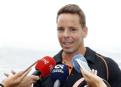 """Aday Santana: """"Afronto con ganas el Mundial y muy contento con Nacho Gadea"""""""