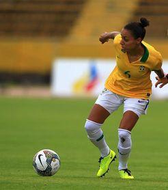 Brasil es favorito, pero eso no le garantiza el título, dice Rilany