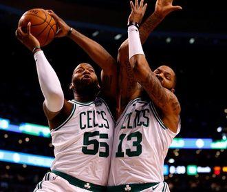 100-99. Morris sella la victoria de los Celtics que detienen a los Thunder