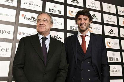 Florentino Pérez no comenta declaraciones de Scolari sobre Cristiano y China