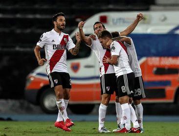 River probará a sus suplentes el sábado en un amistoso con la Universidad de Chile