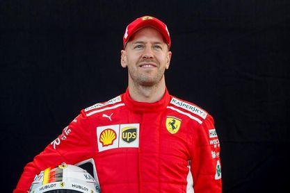 "Vettel: ""Mi objetivo es ganar con Ferrari, principal equipo de la historia"""