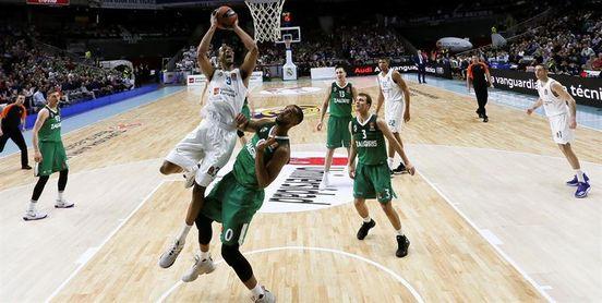 88-81. Un gran Reyes facilita la victoria del Madrid en el esprint final