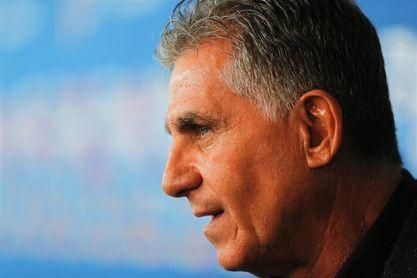"Carlos Queiroz: ""Quiero que Portugal e Irán sigan adelante"""