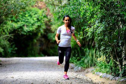 Daniela Sandoval, una ecuatoriana de altura
