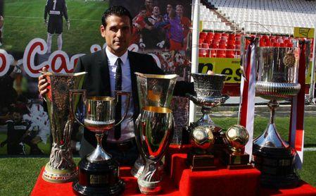 """Andrés Palop: """"No tendría problemas en entrenar al Sevilla"""""""