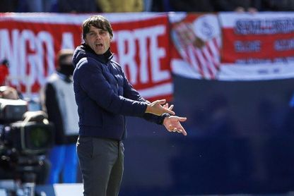 El Sevilla apura entrenamientos por la trascendencia de su calendario