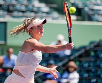 Svitolina acaba con el sueño de Osaka del doblete de Indian Wells y Miami