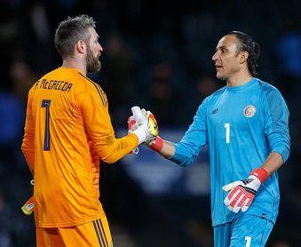 0-1. Costa Rica muestra su eficacia y apaga a la Escocia de McLeish
