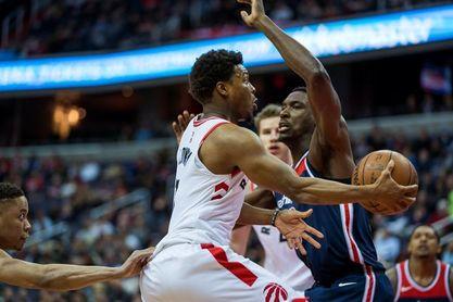 116-111. Lowry suma triple-doble en el triunfo de los Raptors