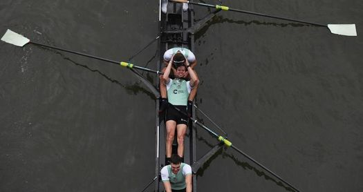 Cambridge se resarce y vence a Oxford en la 164 edición de su regata