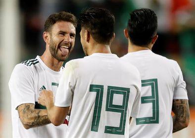 Layún: La continuidad y la confianza que estoy encontrando en Sevilla ayudan mucho