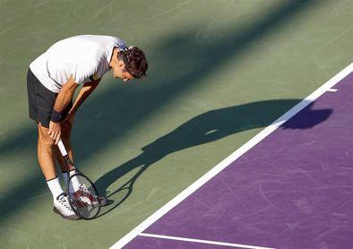 """Miami se queda """"huérfano"""" tras perder a los dos números uno en el abierto de tenis: Federer y Halep"""