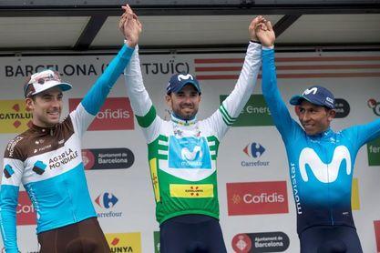 Valverde conquista su tercera Volta a Catalunya