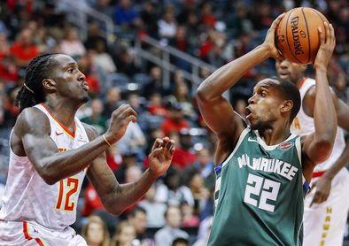 106-103. Antetokoumpo regresa de una lesión y dirige triunfo de los Bucks