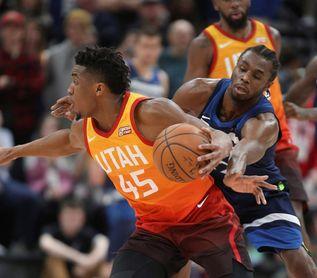 91-110. Mitchell y los Jazz frenan a los Warriors