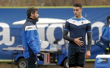 Quique ha prescindido de Hermoso desde que se marcó dos goles en propia puerta en Leganés.