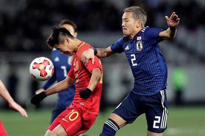 Los tatuajes desaparecen de la selección china de fútbol