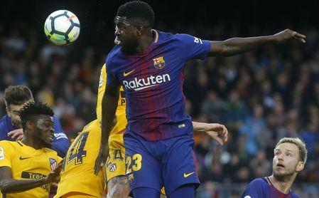 Umtiti gasta el comodín del público y se aleja del Barça