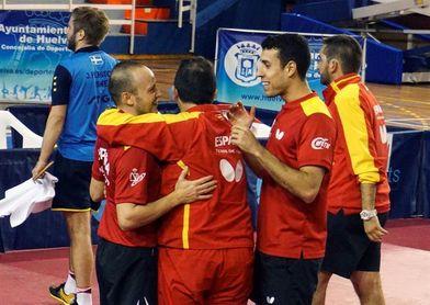 3-2. España rompe el favoritismo de Suecia liderada por Machado