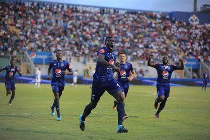 Peligra el liderato del Motagua en el Clausura hondureño al perder con Platense