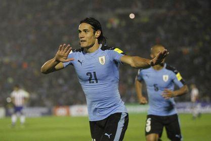Cavani asegura que el día que no lo convoquen a la selección dejará el fútbol