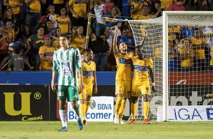 El campeón pasa por encima de León y sube al tercer lugar del fútbol mexicano