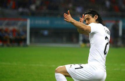 """Cavani, el """"Monsieur"""" goleador en los torneos de Copa en Francia"""
