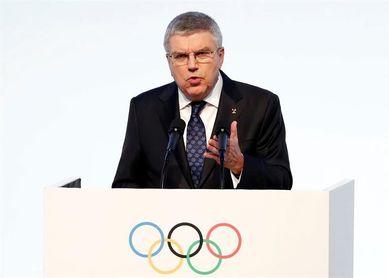 El COI dice a Kim Jong-un que trabajará por la participación norcoreana en los Juegos Olímpicos