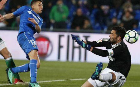 Getafe 0-1 Betis: Adán, Sergio León y a Europa