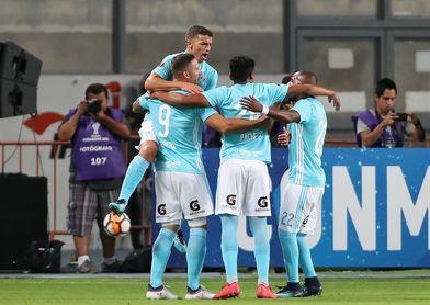 El argentino Herrera sigue comandando la buena campaña del Sporting Cristal en Perú