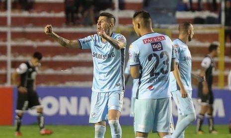 El bicampeón Bolívar golea en la décima jornada del Apertura