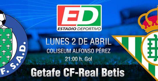 Getafe-Real Betis: Y si encima te lo ponen en bandeja...