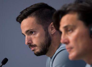 """Sarabia: """"No se lo vamos a poner nada fácil al Bayern"""""""