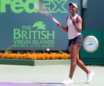 Stephens se cuela entre las diez primeras de la WTA tras ganar en Miami