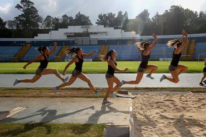 Thelma Fuentes, la atleta que salta retos para llegar a unos Olímpicos
