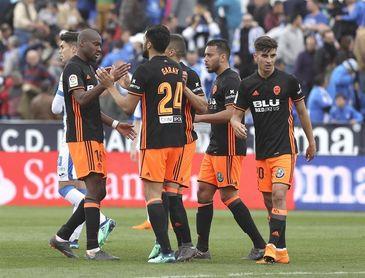 El Valencia vuelve al trabajo como mejor equipo de las últimas semanas