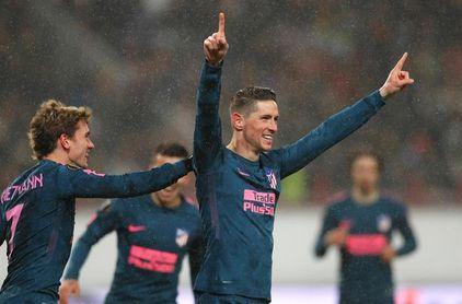 Atlético de Madrid y Arsenal defienden su condición de favoritos