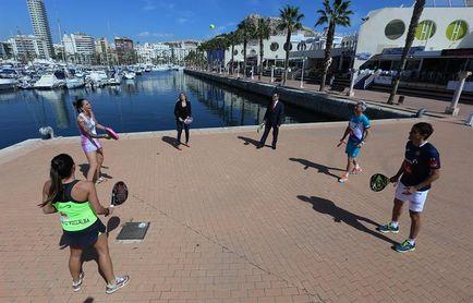 El cuadro final del Alicante World Padel Tour arranca este miércoles