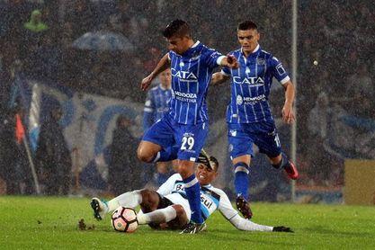 Godoy Cruz derrotó a Colón y queda tercero en la Superliga argentina