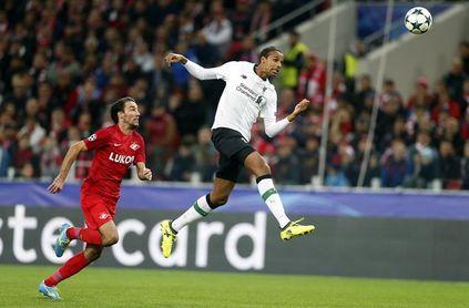 Matip, defensa del Liverpool, se perderá el resto de la temporada por lesión