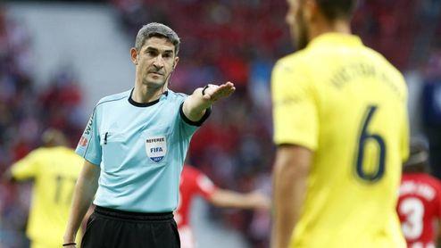 Undiano, favorito para la final de Copa Sevilla-Barça