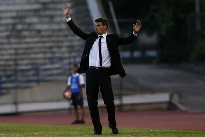 El argentino Ortiz será el tercer técnico de Luqueño en lo que va de año