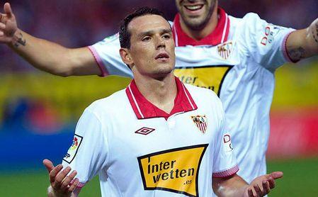 """Trochowski: """"El Sevilla me amenazó con el despido, pero fue una gran experiencia"""""""