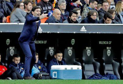 El Valencia ofrece su mejor ritmo goleador de las dos últimas décadas