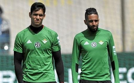 Camiseta Real Betis Boudebouz